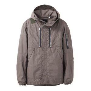U U Uniqlo Undercover green jacket